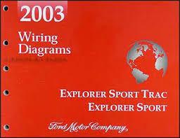 2003 ford explorer sport trac 4 door and explorer sport 2 door