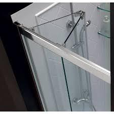 Shower Folding Doors Dreamline Butterfly Folding Framed Shower Door Reviews Wayfair
