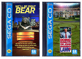 fake sega cd exclusives knew needed