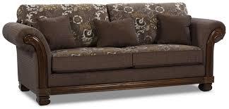 Chenille Chesterfield Sofa by Hazel Chenille Sofa Quartz The Brick