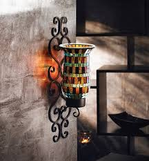Barn Wall Sconce Extraordinary Decorative Wall Sconce Candle Wall Sconces Pottery