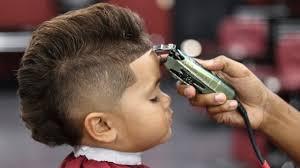 older men getting mohawk haircuts videos barber tutorial 3 years old kid burst mohawk youtube