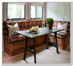 Kitchen Table Storage Bench Plans by Ideas Brilliant Corner Kitchen Table With Storage Bench Best 25