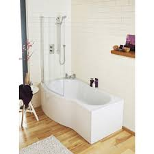 Bathtub Panel by Curved B Bath 1500mm Front Bath Panel Shower Enclosures Direct