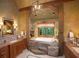 country home bathroom ideas country master bathroom gallery donchilei