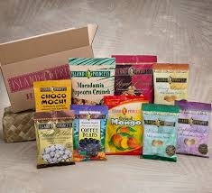 food care packages care package gift set comes with 9 different snack bags that ll