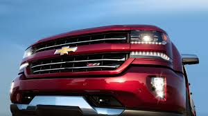 Red Lifted Chevy Silverado Truck - main changes and additions to the 2016 chevy silverado mccluskey