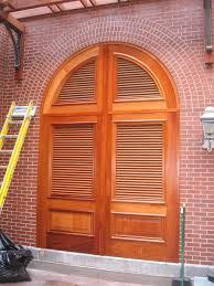 Exterior Doors Cincinnati Amish Custom Doors Completed Shop Pictures Custom
