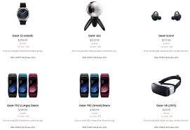 samsung galaxy s6 black friday deal samsung reveals full list of black friday deals in the u s