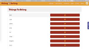 sign up archives thingtobring blogthingtobring blog