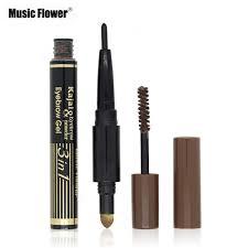 aliexpress com buy eye brow makeup set kajal eyebrow pencil pen