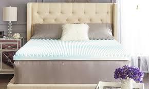 Gel Memory Foam Topper 4 Biggest Benefits Of Gel Memory Foam Bedding Overstock Com