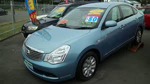 nissan bluebird sylphy sedan 2 0 u2013 2007 u2013 11 990 no deposit