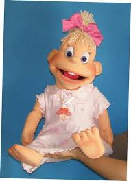 baby puppet baby girl puppet puppet for sale