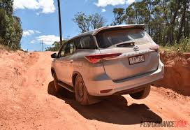 lexus gx in australia 2016 toyota fortuner gx review video performancedrive