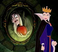 evil queen disney