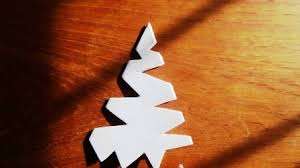 How To Make A Snowflakes Out Of Paper - paper snowflakes templates easy ideas crafts for