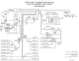 lucas voltage regulator wiring diagram gooddy org