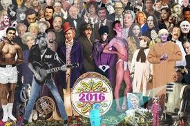 Celebrities Who Are Blind David Bowie To Carrie Fisher All The Celebrities Who Died In 2016