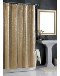 Sheer Shower Curtains Shopping Sales On Sheer Bliss 72 X 72 Shower Curtain Gold