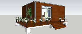 modified shipping contianer houses flat pack container from china