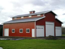 pole barn apartment plans metal building homes texas build your own barn house kit cool