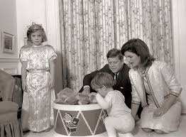 Caroline Kennedy S Children 1962 Novembre The First Family Including Caroline Who Is All