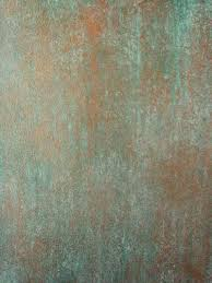 types of faux painting techniques to a faux copper patina