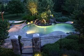 outdoor lighting in md va u0026 dc landscape lighting design
