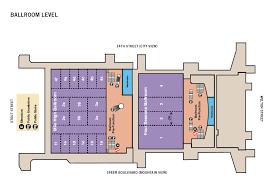 San Jose Convention Center Map by Denver Convention Center Floor Plan U2013 Gurus Floor