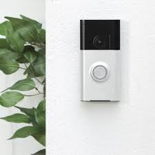 Ring Wi Fi Enabled Video Doorbell by Ring Wi Fi Enabled Video Doorbell Robert Dyas