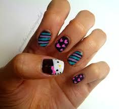 hello kitty nail art design ideas entertainmentmesh