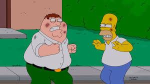 family guy thanksgiving episode episode fact file the simpsons guy the simpsons tapped out topix