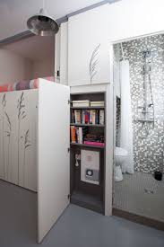 maximum functionality within small apartment in paris homesfeed