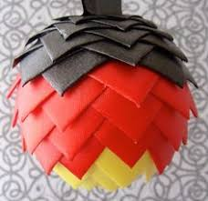 germany flag glass ornament celebrate your german heritage with our