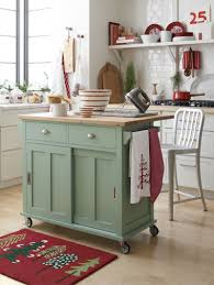 Sliding Kitchen Cabinet Doors Awesome Belmont Kitchen Island Mint With Sliding Cabinet Doors And