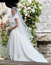 The Wedding Dress The Not Quite Royal Wedding A Guide To Pippa Middleton U0027s Big Day
