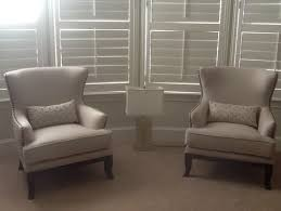 Bedroom Armchair Design Ideas What Table Would Work Between These Two Bedroom Chairs