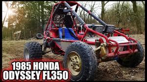 honda fl350 odyssey ridesonsunday the 1985 honda odyssey fl350