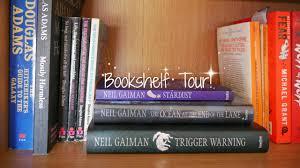 what u0027s on my bookshelves bookshelf tour youtube