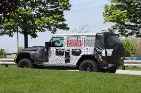 jl jeep release date 2018 jeep jl wrangler spied spy photos price release date