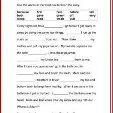 4th grade reading worksheets worksheets