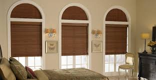 Wooden Blinds For Windows - 2 in light cherry wood blinds custom made 3dayblinds