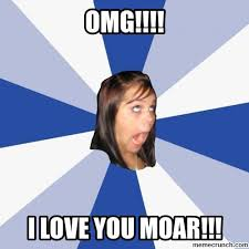 Love You More Meme - you more