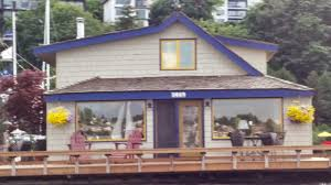 Sleepless In Seattle Houseboat by Around Emerald