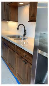 diy espresso kitchen cabinets herringbone kitchen backsplash maple espresso kitchen