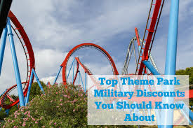 Free Tickets To Six Flags Top 10 Theme Park Military Discounts You Should Know About