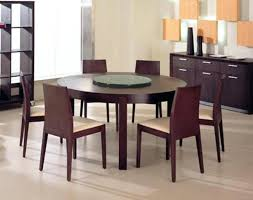 6 seater dining table size in feet modern wood round dining table