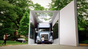 volvo trucks australia head office 3 year old does world u0027s largest unboxing record with volvo truck