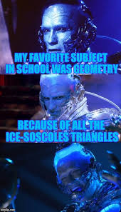 Mr Freeze Meme - bad pun mr freeze memes imgflip